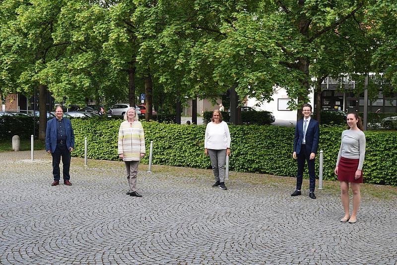 Die GRÜNEN Mitglieder im Gemeinderat Eching