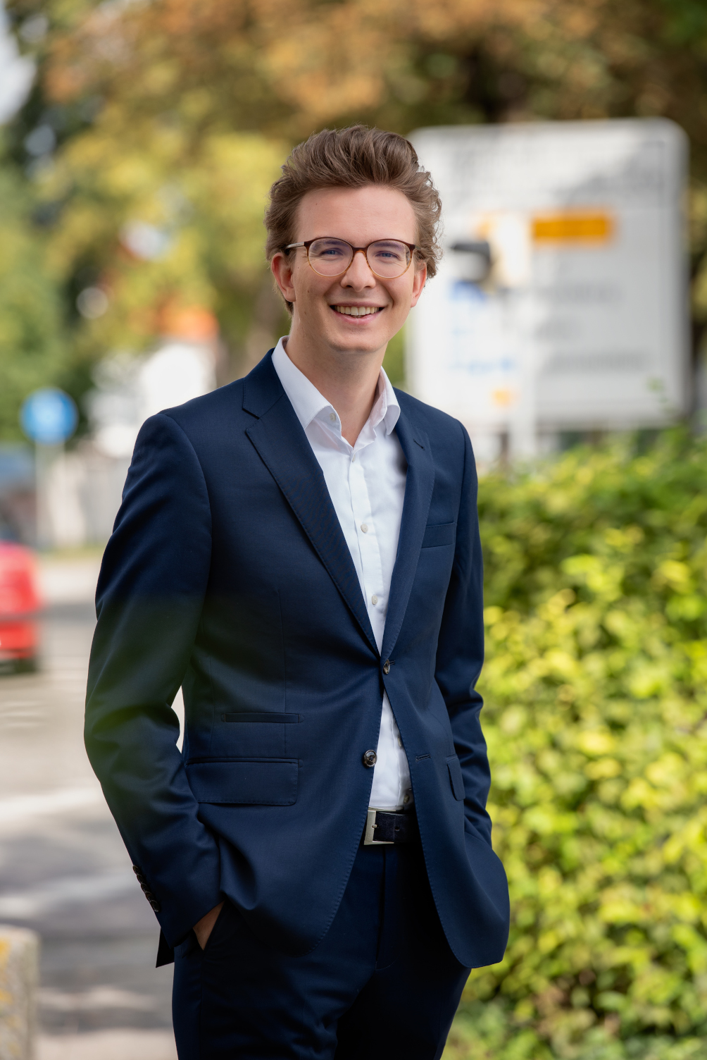 3 Fragen an unseren Kandidaten Leon Eckert